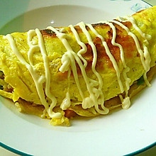 咖喱蛋包饭