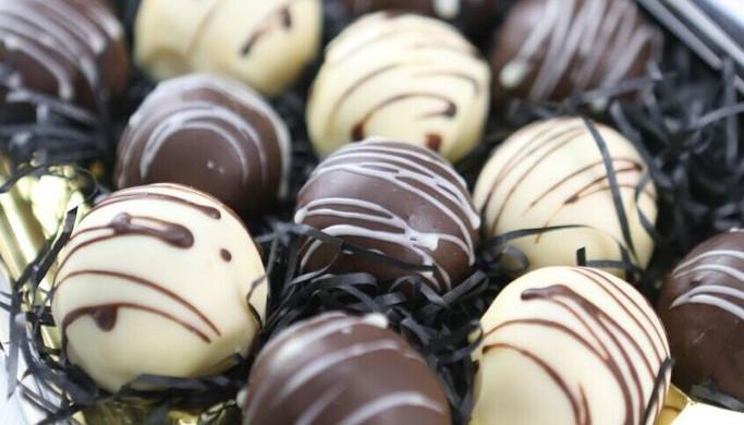 巧克力蛋糕礼盒—— 一份更加花心思的礼物