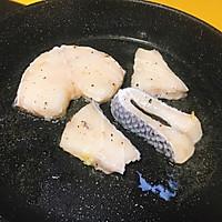 黑椒深海鳕鱼的做法图解4