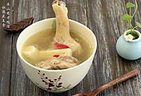 淮山药老鸭汤的做法
