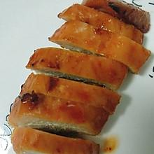 #豆果10周年生日快乐#蜜汁叉烧鸡胸肉 软嫩可口不干不柴