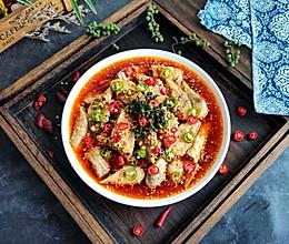 #硬核菜谱制作人# 藤椒红油口水鸡的做法