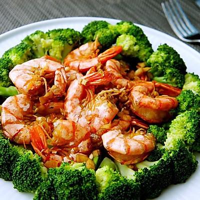 美极蒜蓉虾