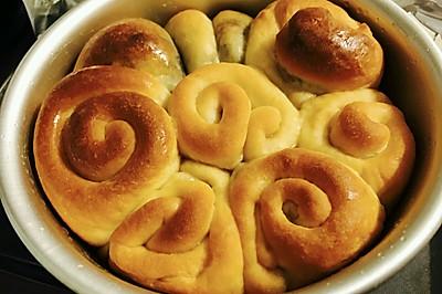 豆沙手撕面包(六寸)