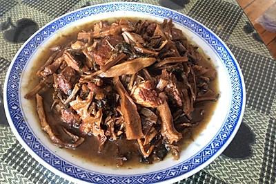 梅干菜笋干烧肉