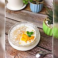 椰汁芒果西米露(甜品)的做法图解7