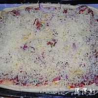 轻舞飞扬~自制披萨(含披萨皮,披萨酱制作方法)的做法图解10