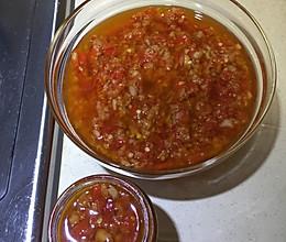 虾米辣椒酱的做法
