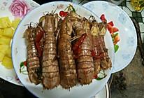 简单炒赖尿虾的做法