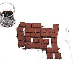 让人闭上眼睛享受的生巧克力的做法