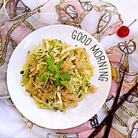 黄瓜白菜拌海蜇皮的做法图解13
