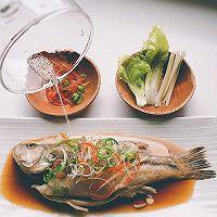 吃好一条鱼?是煎、是炸、是炖?葱油鲈鱼,请跟我来学哦!的做法图解8