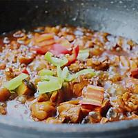 #硬核菜谱制作人#黄焖鸡米饭的做法图解9