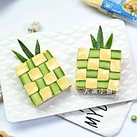 菠菜豌豆绿菠萝#百福吉食尚达人#的做法图解10