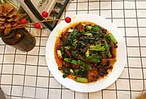 回锅肉(蒜苗回锅)的做法