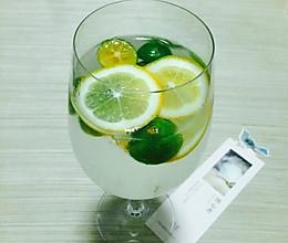 金桔柠檬水的做法