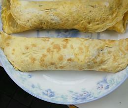 猪肉蛋卷的做法