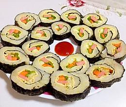 减脂土豆泥寿司的做法