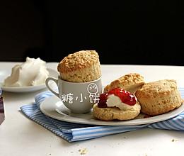 【原味司康】传统英式下午茶点的做法