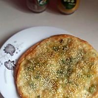 饺子皮椒盐煎饼的做法图解7