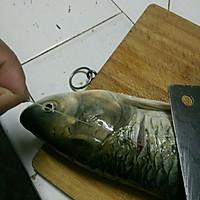 年夜饭必备――清蒸孔雀开屏鱼的做法图解1
