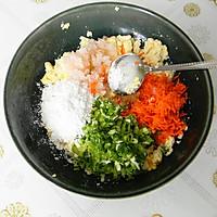 鲜虾豆腐丸子的做法图解5