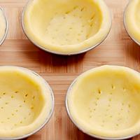 【半熟芝士挞】蛋挞,也可以做出爆浆的口感!的做法图解2