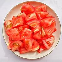 #童年不同樣,美食有花樣#超好吃的番茄雞蛋米粉的做法圖解2