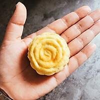 仿香港美心流心奶黄月饼#法国乐禧瑞,百年调味之巅#的做法图解43