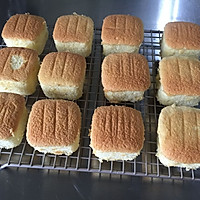 Lamington 三色拉明顿蛋糕的做法图解10