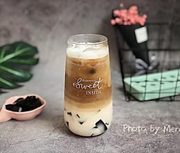咖啡拿铁【附仙草做法】#美食新势力#的做法