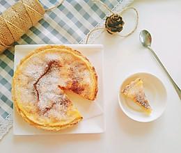 蛋芒奶酪派#挚爱烘焙·你就是MOF#的做法