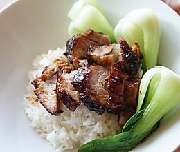 【叉烧肉】是精致的猪猪:肥瘦相间,外脆内软的做法