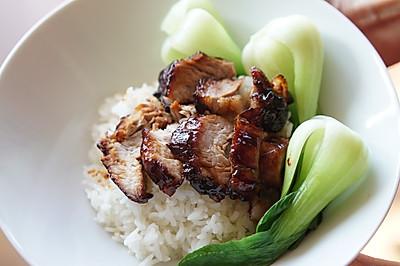 【叉烧肉】是精致的猪猪:肥瘦相间,外脆内软