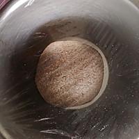 黑全麦馒头#年味十足的中式面点#的做法图解4