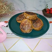 全麦南瓜饼(减脂主食)