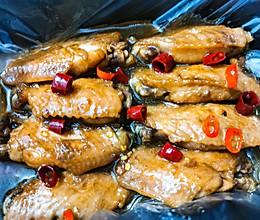 #下饭红烧菜#不加一滴水的红烧鸡翅的做法