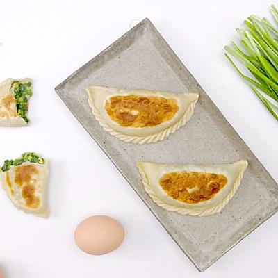 韭菜盒子 美食台