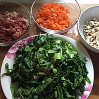 上海咸肉菜饭的做法图解2