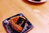 日式烤饭团(焼きおにぎり)的做法
