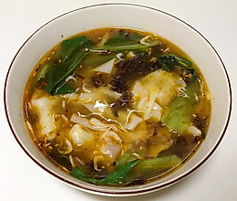 椒麻馄饨/老麻抄手/三鲜馄饨的做法