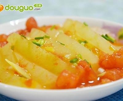 微波茄汁冬瓜