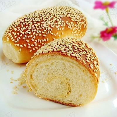 芝香肉松面包卷