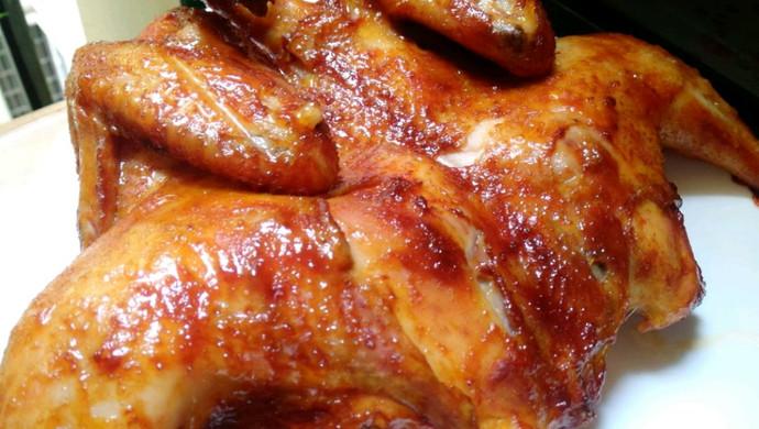 蜜汁烤鸡最简单的做法