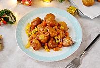 茄汁鸡肉丸 #网红美食我来做#的做法