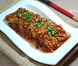 【糟辣脆皮带鱼】——记忆深处的贵州美味的做法