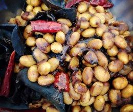 酱焖黄豆的做法