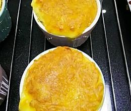 奶香烤红薯(简单好吃!我加了芝士!)的做法