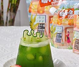 #糖小朵甜蜜控糖秘籍#西芹青瓜汁的做法