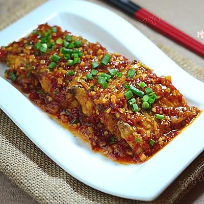 【糟辣脆皮带鱼】——记忆深处的贵州美味
